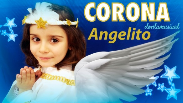 corona angelito donlumusical christmas angel