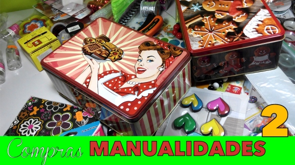 HAUL COMPRA DE MATERIALES MANUALIDADES DONLUMUSICAL 2