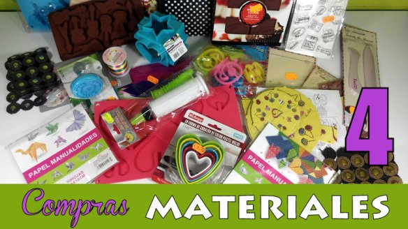 haul materiales de manualidades