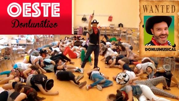 baile danza coreografia del oeste dance western