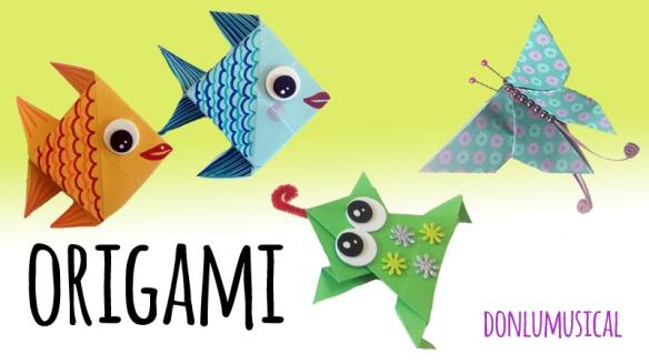 origami animales donlumusical