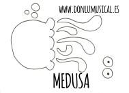 medusa plantilla